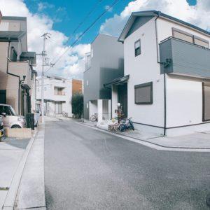 ◆1件だけポツンでなく大きな分譲地で車通りも少なく前道もゆったりですよ(^^♪