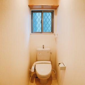◆1階のトイレはウォシュレット付き