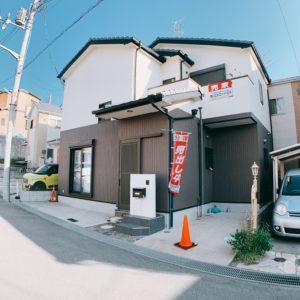 和泉市王子町にて築浅のコンパクトハウス誕生♬ 区画図