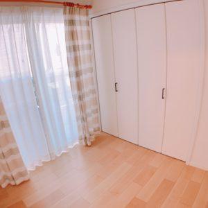 ◆リビング隣接の洋室になります(^-^)