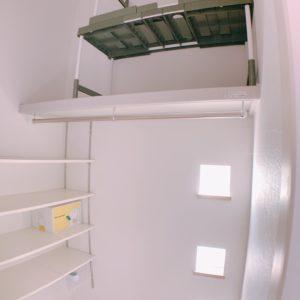 ◆玄関のシューズクロークはベビーカーも趣味の物も何でも収納できる素敵な空間です♬