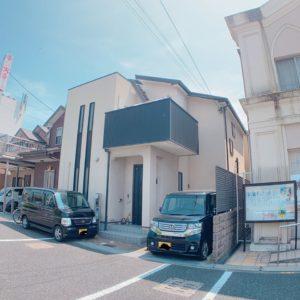 岸和田市魚屋町から地震に強い2×4工法の中古戸建てが誕生しました♪ 区画図