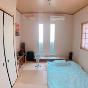 ●リビング隣接の和室となります♪琉球畳がカッコいいです♪