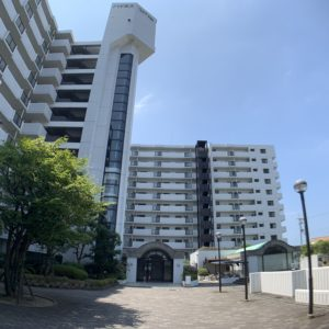 岸和田市南町ペット可♪マンションハイネスヴェルデ岸和田5階誕生♬ 区画図