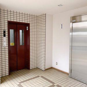 ◆エレベーターで最上階でも楽々♪