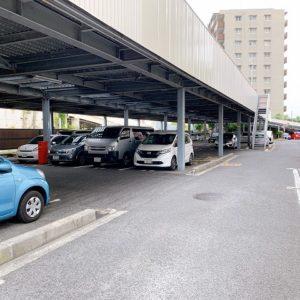 ◆マンション入り口から近い平面駐車場♪