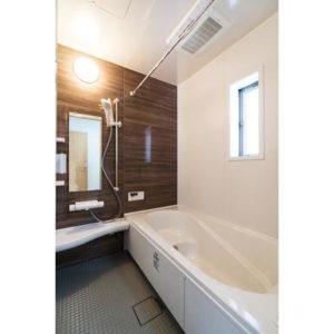 ★広々とした1坪タイプの浴室です♪(写真はイメージです)