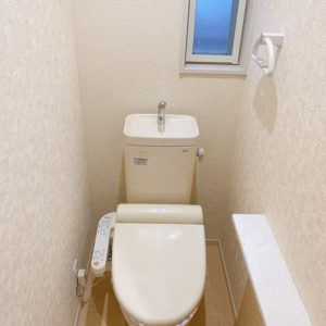 ★2階トイレもシャワー付き♪