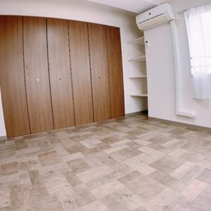 ◆5.9帖の洋室です、収納が大きいですよ~