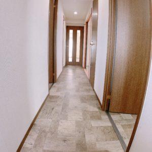 ◆スッキリした廊下は嬉しいですね♫