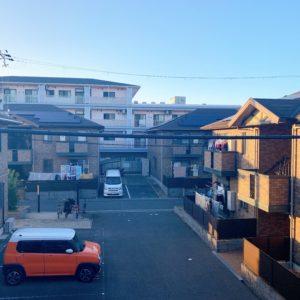 ★周辺は駐車場などで空いているのですべてのお部屋が明るいです♪