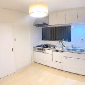 ◆もちろんキッチンも新品です♪新築みたい( *´艸`)