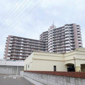 ◆戸数も153戸と多い大規模分譲マンション♪駅近です(^-^)