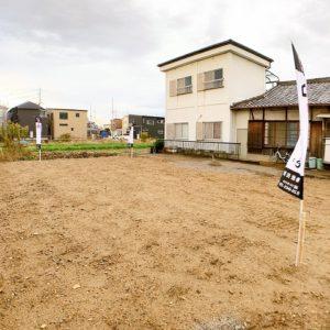 岸和田市大町!約60坪の大きな新築用地♪ 区画図