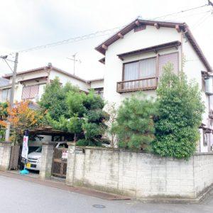 岸和田市春木本町!角地の中古戸建がでました(≧▽≦)