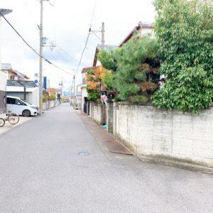 ◆前面道路も広々とした日当り・通風良好な角地です(^^)/