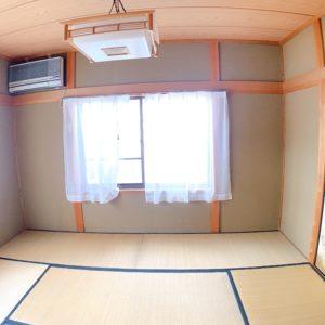 ◆6帖の和室♪畳が落ち着きます( *´艸`)