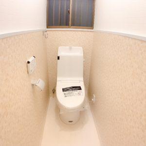 ◆トイレまでこだわりのお洒落リフォーム♪
