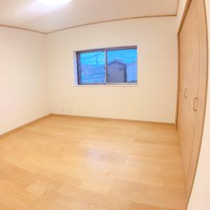 ◆広いクローゼット付きの2階洋室!