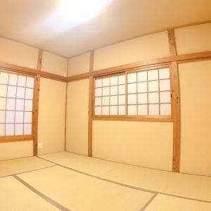 ◆2階和室もフルリフォーム♪落ち着きます(^^)/