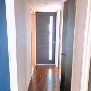 ◆玄関からみた廊下となります~(*'▽')♪