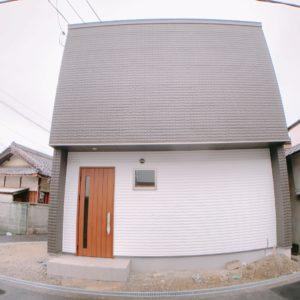 岸和田市下松町から新築デザイン住宅完成♬お洒落ですよ~(*'▽')