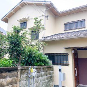 高級住宅街の上野芝向ヶ丘町で土地約76坪のフルリフォーム済庭付き戸建出ました(^^)/
