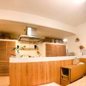 ◆オープンキッチンで開放的に♪