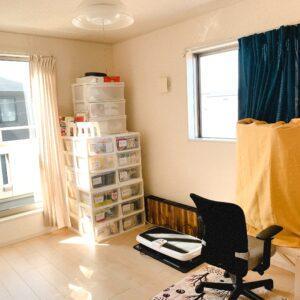 ◆お部屋がたくさんあると、1室は物置として利用できるから便利ですよね♪