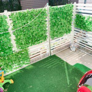 ◆フェンスがあるからお庭で遊ばせても安心♪