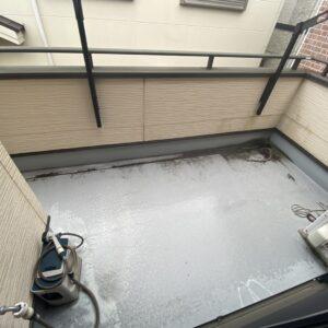 ◆ベランダ広いし水道付いてるから、掃除も家庭菜園もしやすいよ♪