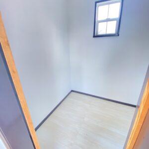 ◆6帖のお部屋にはウォークインクローゼットがあってとっても便利♪
