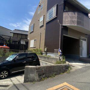 ☆岸和田市流木町 お庭がもはや公園 3LDK 3階建て☆ 区画図