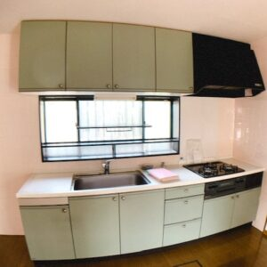 ◆キッチンとっても綺麗で使い勝手がいいシステムキッチンです◆