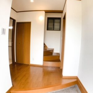 ◆1階の玄関ホールとなります。