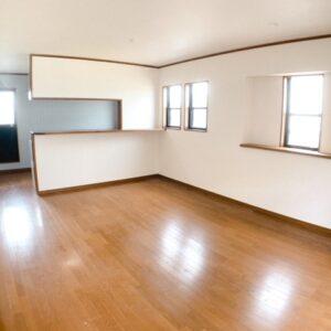 ◆対面キッチンのLDKは家族の集まる大空間。。。