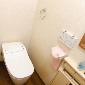 ◆1階のトイレは2019年にタンクレスにリフォーム済み♪2階のトイレもその際に新調しています。