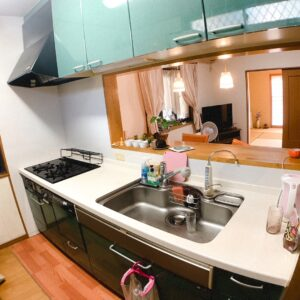 ◆大変綺麗に御利用されているキッチンとなります、対面キッチンは嬉しいですね。