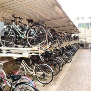 ●自転車は1台分シール50円となります。