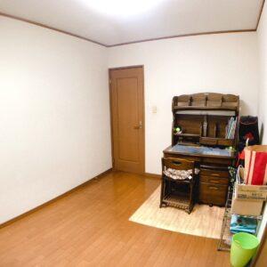 ◆2階の6帖寝室です。