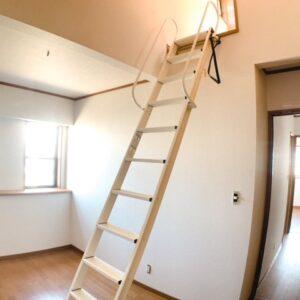 ◆子供部屋部屋は約5帖ですが+アルファロフトは嬉しいですね♪