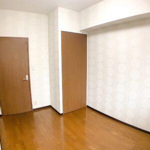 ◆5帖の寝室となります♫