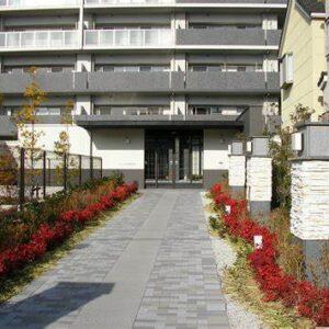 ペットと暮らせるマンションルイシャトレ岸和田春木(^^♪◆2階です。 区画図